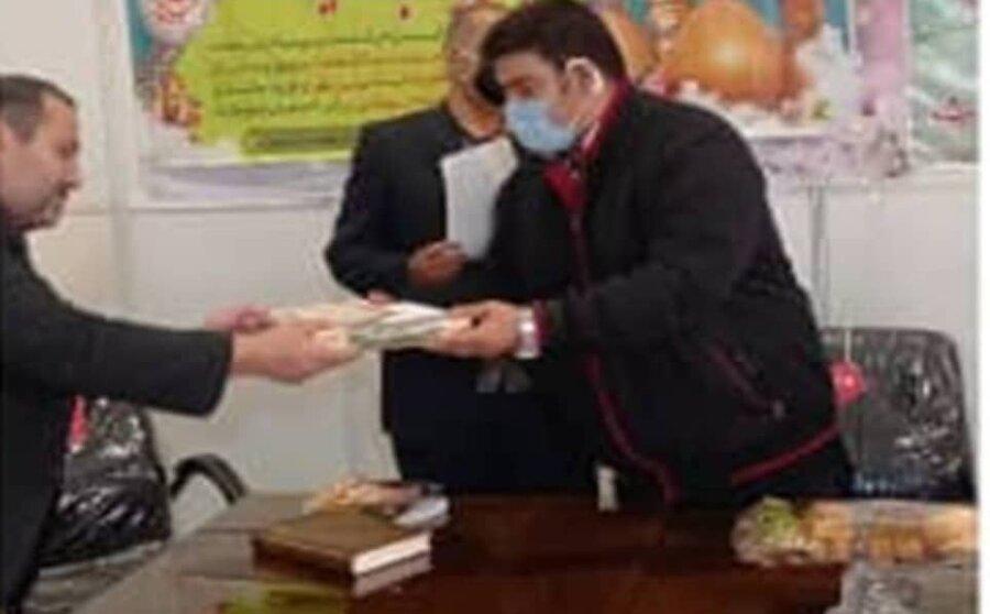 فیروزکوه| برگزاری جشن روز خانواده وتکریم بازنشستگان