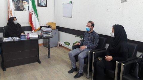 تفاهمنامه همکاری مدیریت بهزیستی شهرستان بوشهر با دفتر تسهیلگری و توسعه محلی در منطقه ۲ منعقد شد