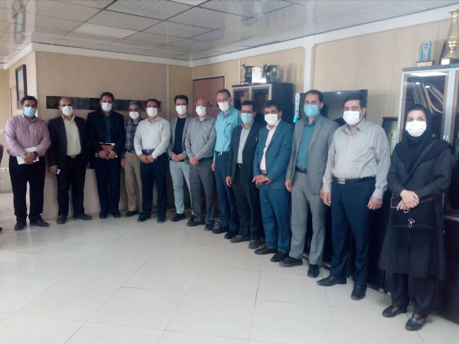 انتصاب مسئول جدید  واحد بازرسی و مدیریت عملکرد بهزیستی استان