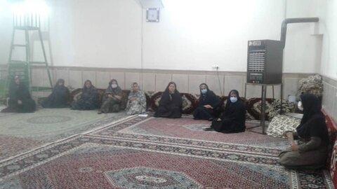 برگزاری کارگاه آموزشی کودک همسری در فاروج