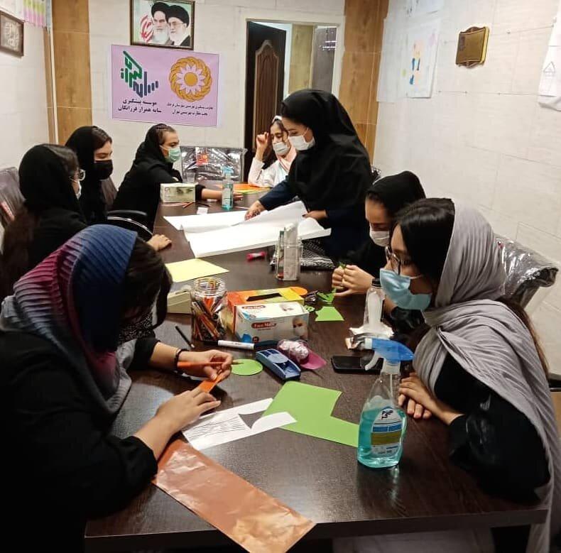 | اجرای طرح ملی مشارکت اجتماعی نوجوانان در شهرستان