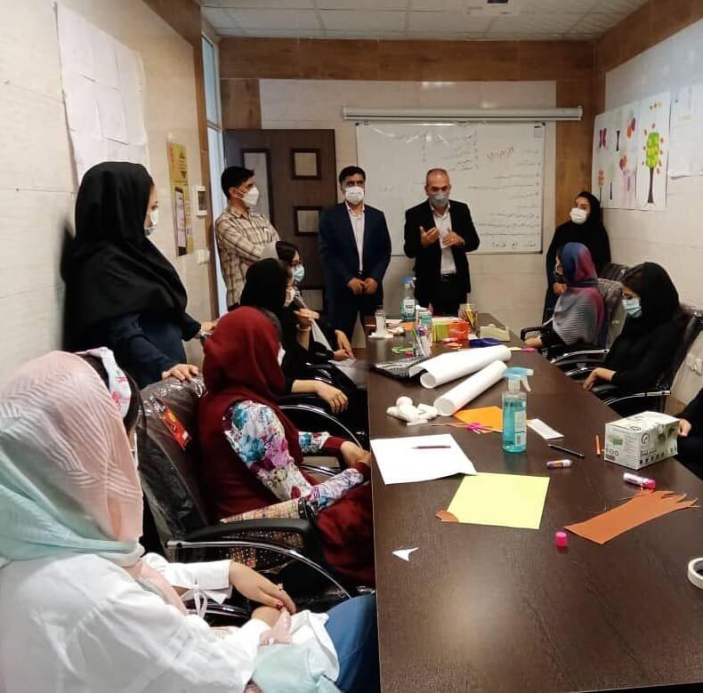 قرچک| اجرای طرح ملی مشارکت اجتماعی نوجوانان در شهرستان