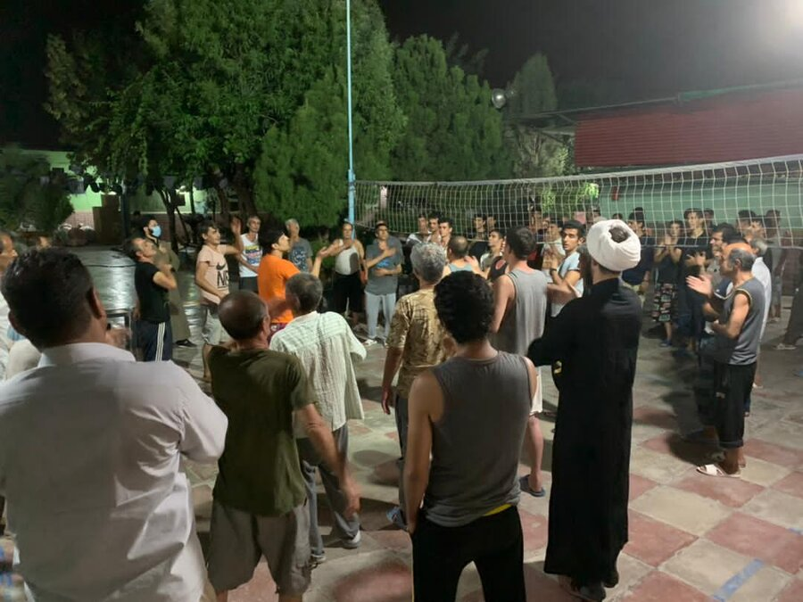پاکدشت| حضور سفیران تربیت در مراکز اقامتی تحت نظارت بهزیستی