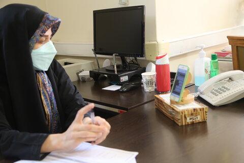 نشست تخصصی دفتر توانمندسازی خانواده و زنان بهزیستی کشور