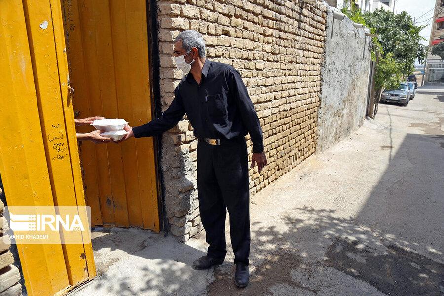 دررسانه آمادگی بهزیستی خوزستان برای دریافت نذورات مردم در محرم