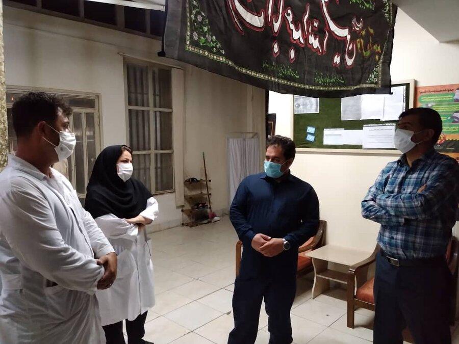 اسلامشهر بازدید سرزده از مرکز نگهداری بیماران روانی مزمن