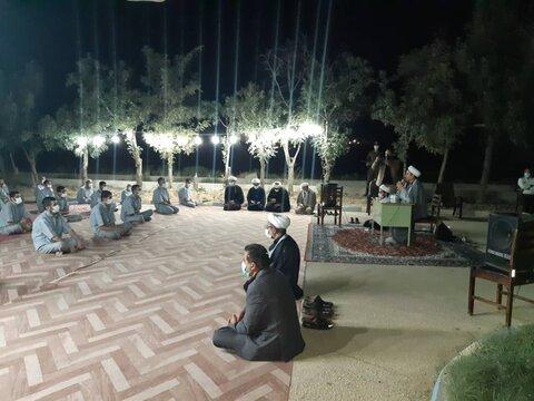 حضور نماینده مردم همدان در مجلس شورای اسلامی در مرکز ماده16