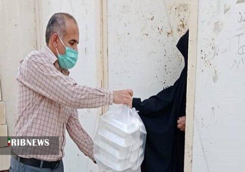 بیش از ۱۲هزار پرس غذا گرم بین نیازمندان خراسان شمالی توزیع شد