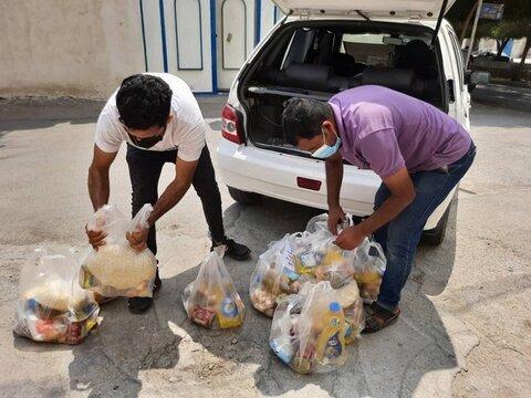 بندرعباس | توزیع کمکهای مومنانه بین نیازمندان و جامعه هدف تحت پوشش در دهه اول محرم