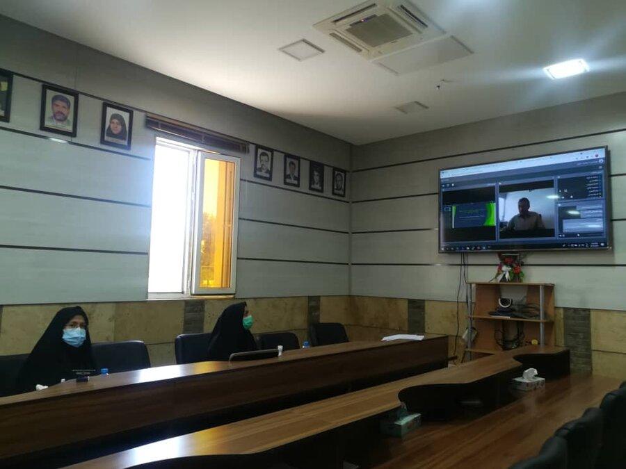 معاونت امور اجتماعی بهزیستی فارس: نشست تخصصی توانمندسازی اقتصادی