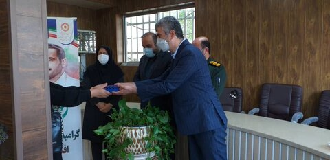افتتاح ۵ واحد مسکن مددجویی به مناسبت هفته دولت در رودسر