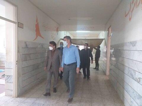 گزارش تصویری | سفر یک روزه مدیر کل بهزیستی خراسان رضوی به شهرستان داورزن