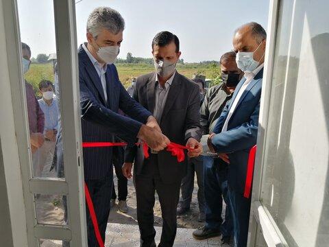 افتتاح مسکن مددجویی به مناسبت هفته دولت در لشت نشاء
