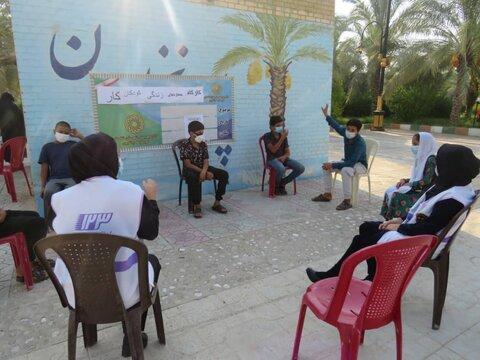 تنگستان  اورژانس اجتماعی شهرستان تنگستان دومین دوره مهارت های زندگی را برای کودکان کار برگزار کرد