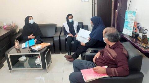 تنگستان نشست کمیته تخصصی اشتغال بهزیستی باکارشناسان اورژانس اجتماعی برگزار شد.
