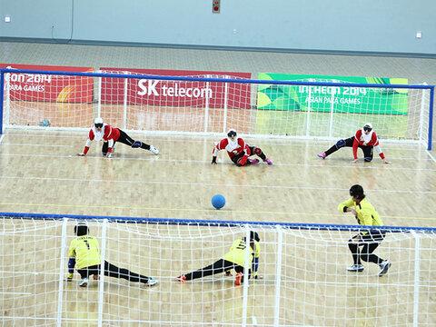 در رسانه | گلبالیست های قزوینی در اردوی تیم ملی