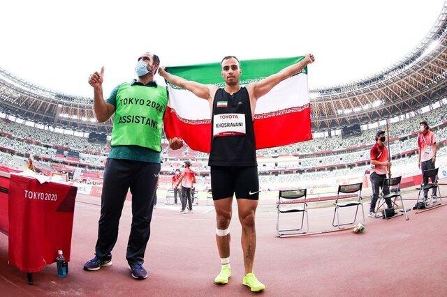 جوان گناوهای چهارمین طلای پارالمپیک ایران را گرفت