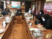 گزارش تصویری| نشست خبری مدیرکل بهزیستی استان تهران