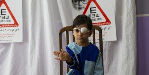 غربالگری بینایی کودکان سه تا شش سال در ۳۰ پایگاه تحت نظارت بهزیستی در حال اجراست
