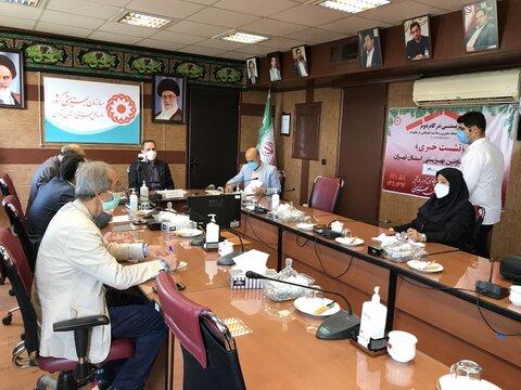 نشست خبری مدیرکل بهزیستی استان تهران