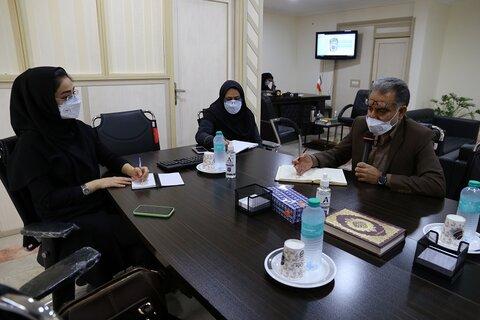 پاسخگویی سرپرست بهزیستی هرمزگان به سوالات و درخواست های مردمی از طریق سامانه ارتباطات مردمی دولت ( سامد)
