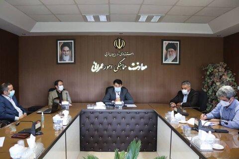 برگزاری جلسه ستاد مناسب سازی آذربایجان غربی