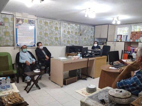 بازدید مدیرکل بهزیستی گیلان از مراکز تحت نظارت بهزیستی آستانه اشرفیه