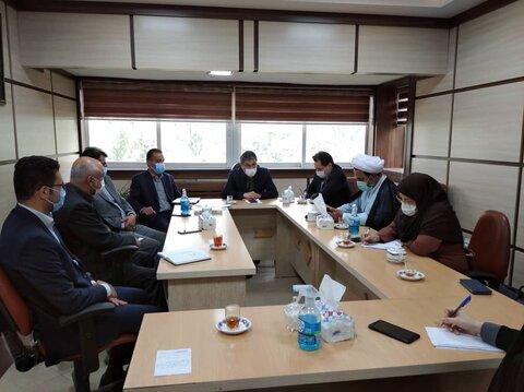 دیدار مدیرکل بهزیستی گیلان با فرماندار و نماینده مردم شهرستان آستانه اشرفیه