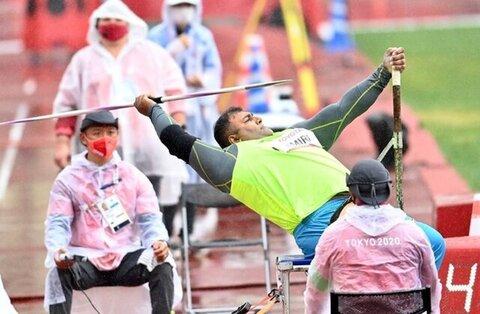 طلای کاروان پارالمپیک ایران ۲ رقمی شد/قهرمانی و رکوردشکنی حامد امیری
