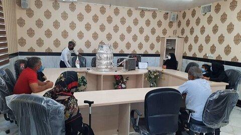 فیروزه | برگزاری دورهی آموزش اشتغالزایی در فیروزه