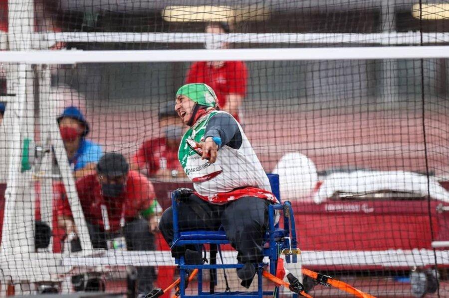 توان یابان البرزی در مسابقات پاراالمپیک ۲۰۲۰ توکیو خوش درخشیدند