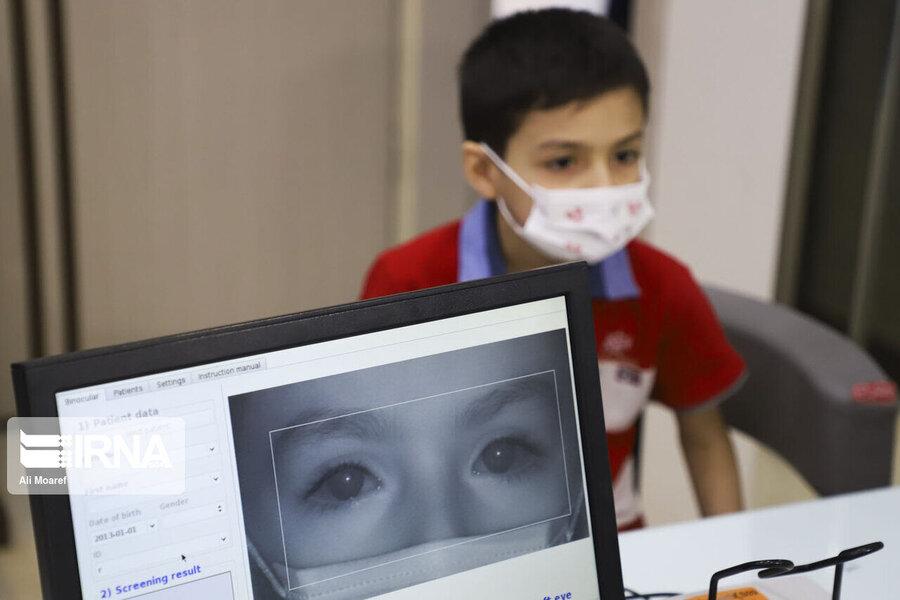 ۳۵ هزار کودک در خراسان جنوبی باید غربالگری بینایی شوند