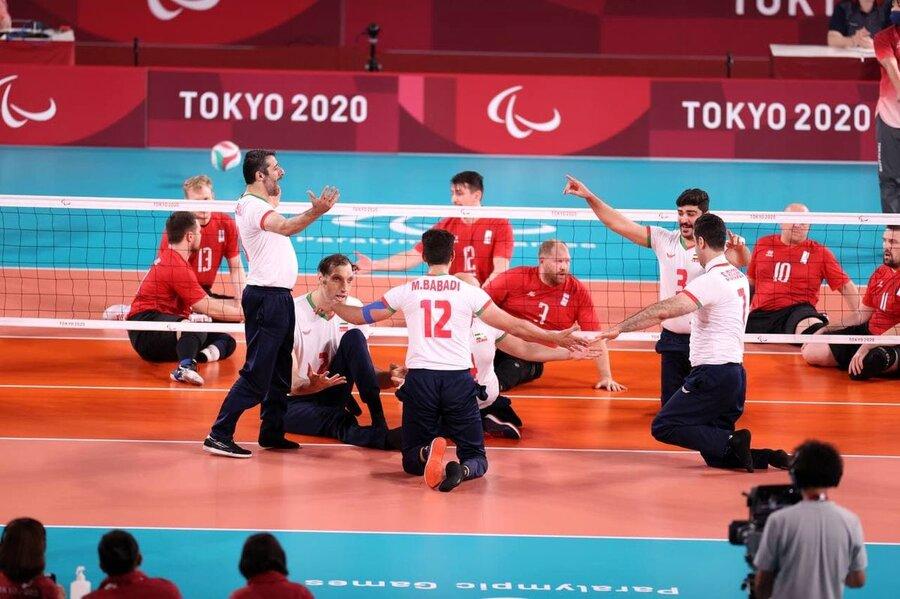 Iran Paralympics squad set a new medal record in Tokyo