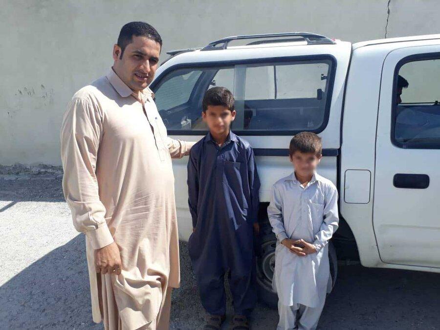 رسیدگی بهزیستی به موضوع کودک آزاری در سال 96 در سیستان و بلوچستان