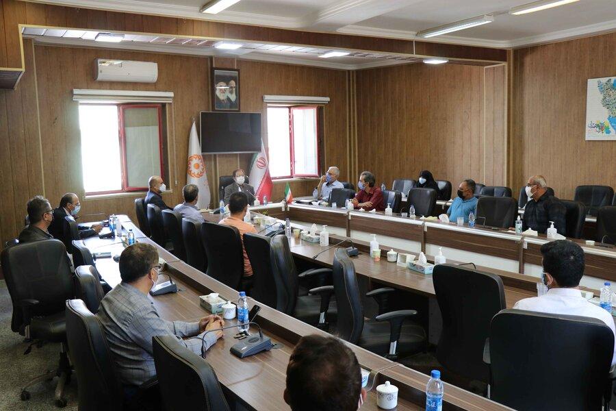 برگزاری جلسه آموزشی توجیهی ویژه موسسان مراکز اقامتی بهبودی بازتوانی در آذربایجان غربی