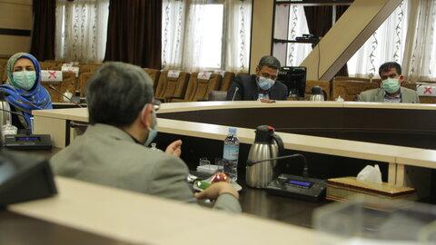 گزارش تصویری| نشست رئیس سازمان بهزیستی کشور با خیرین