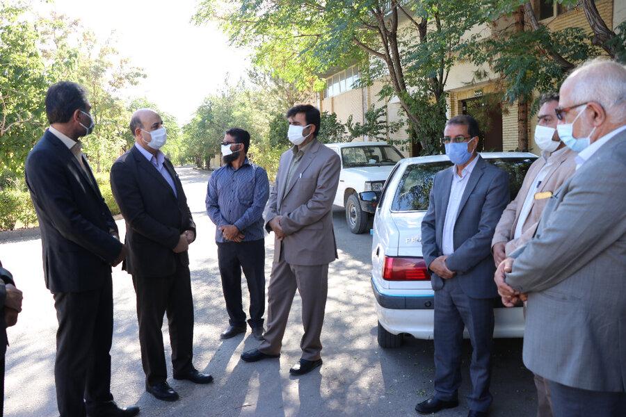 رئیس بهزیستی استان کرمان: مشکلات پذیرشگاه بیماران اعصاب و روان هوتک را برطرف کنید