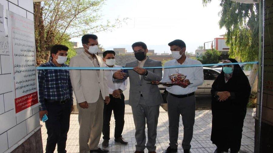 افتتاح دومین مرکز اقامتی بهبودی وبازتوانی سوء مصرف مواد جیرفت