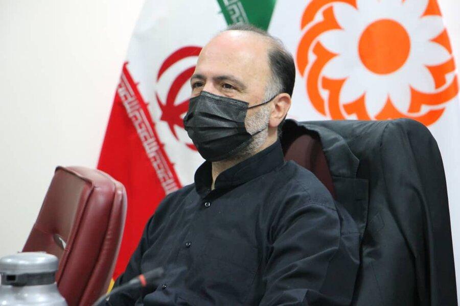شهر تهران  نشست تخصصی مدیر با کارشناسان حوزه توانبخشی برگزار شد