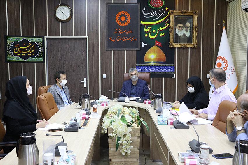برگزاری نشست تخصصی کمیته اشتغال بهزیستی استان