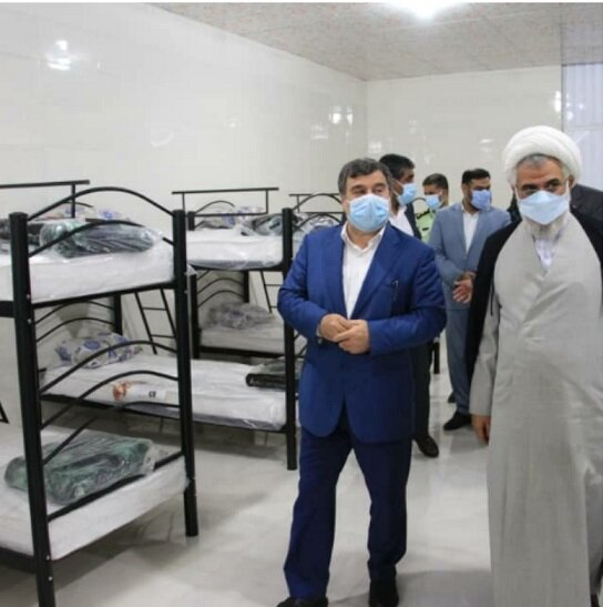 افتتاح مرکز نگهداری، درمان، توانمندسازی و صیانت معتادان متجاهر استان