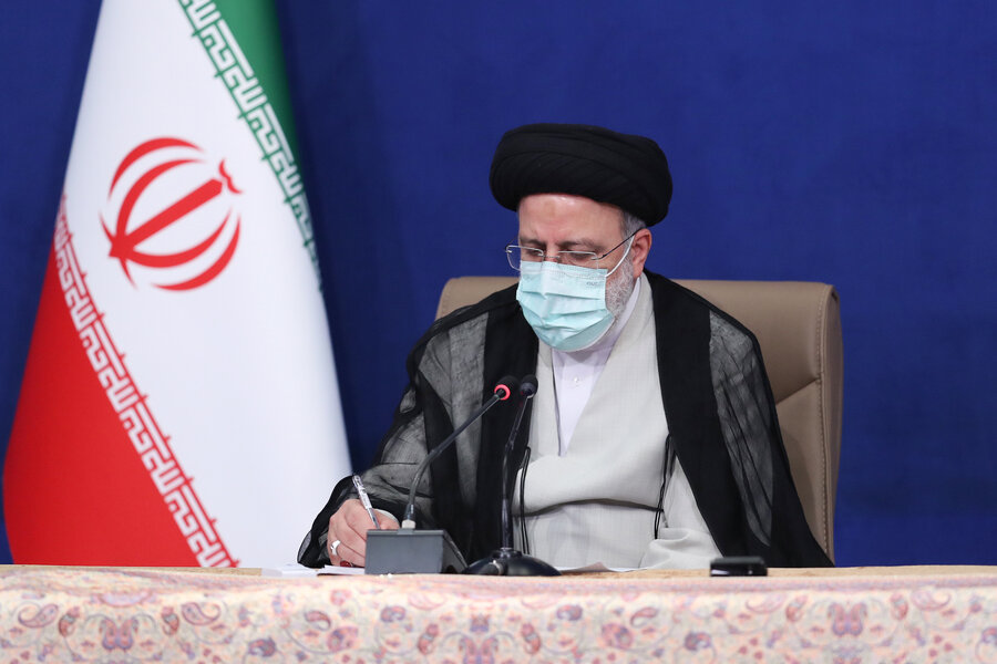 آیت الله رئیسی درخشش ورزشکاران ایران در رقابت های پارالمپیک ۲۰۲۰ را تبریک گفت