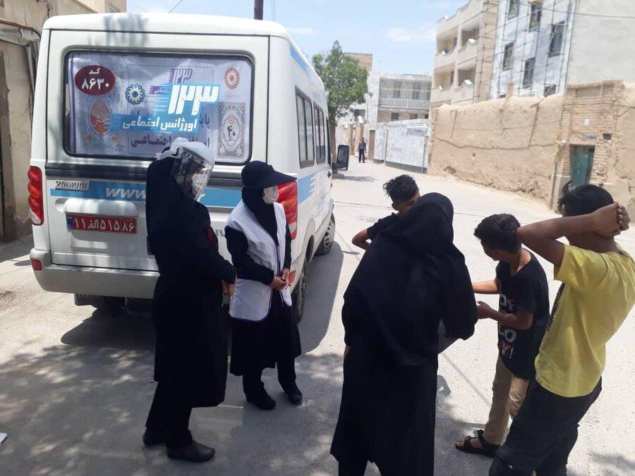 پیگیری سازمان بهزیستی برای واکسیناسیون کارکنان اورژانس اجتماعی ادامه دارد/ وزارت بهداشت واکسیناسیون اورژانس را در اولویت قرار دهد