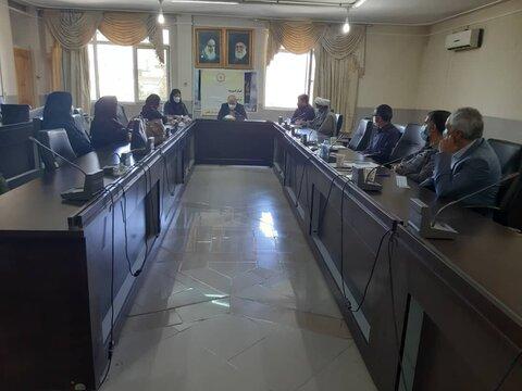 اولین جلسه شورای مشارکتهای مردمی شهرستان کنگاور در سال جاری در سالن جلسات فرمانداری برگزار شد.