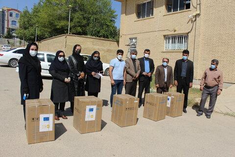 اهداء 8 دستگاه اکسیژن سازبه مراکز سالمندان بهزیستی استان کهگیلویه وبویراحمد
