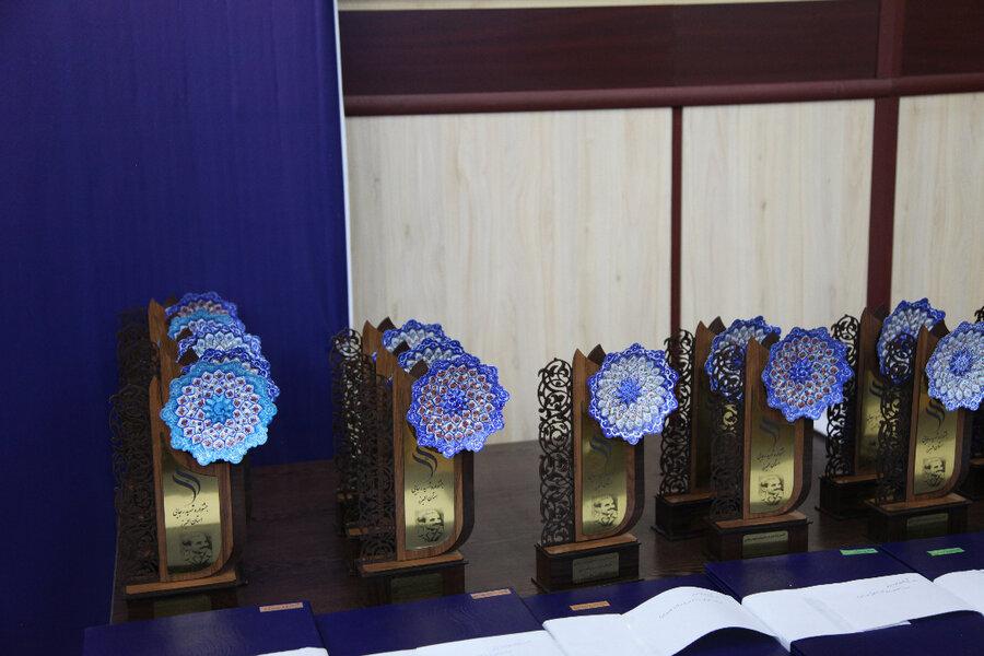 بهزیستی استان البرز برای سومین سال متوالی دستگاه برتر جشنواره شهید رجایی شد
