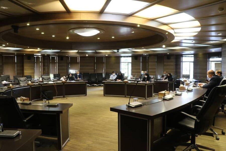 برگزاری هفتمین جلسه شورای مشارکتهای مردمی بهزیستی آذربایجان غربی