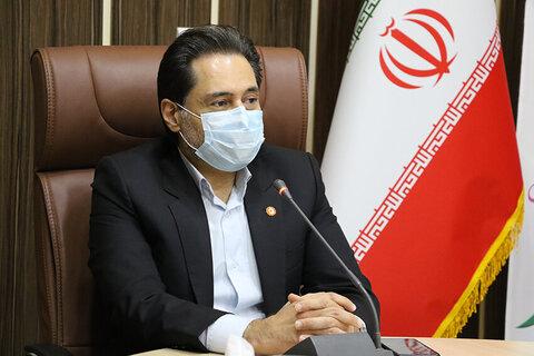 پیام تبریک مدیرکل بهزیستی استان گیلان بمناسبت کسب رتبه برتر جشنواره شهید رجایی