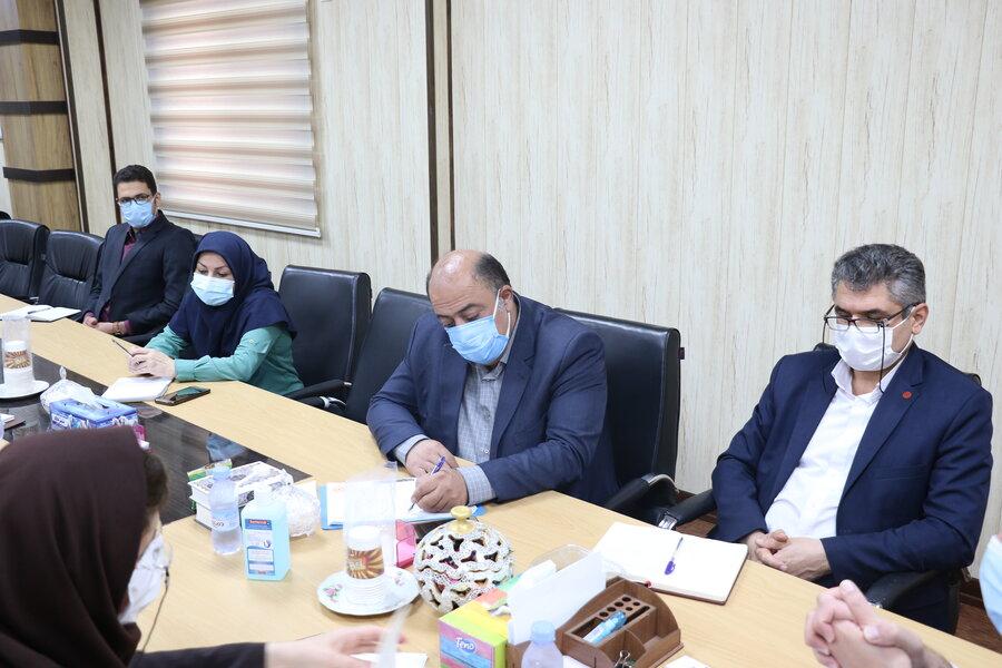 هفتاد و سومین جلسه کمیته پیشگیری از بیماریهای واگیر (کووید ۱۹) برگزار شد