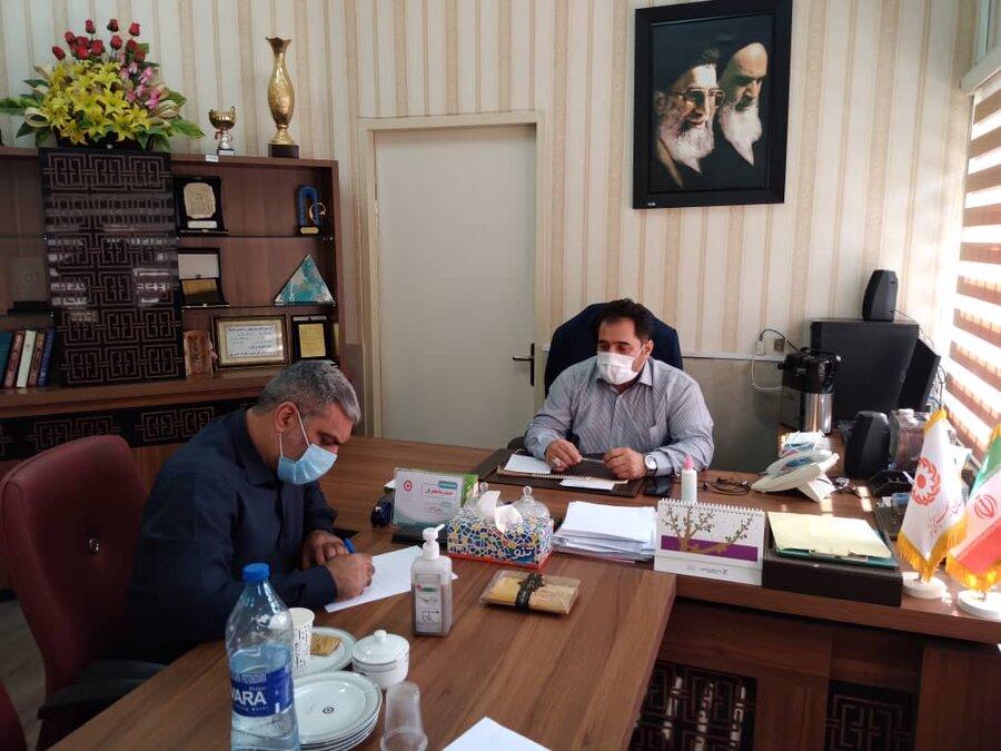 اسلامشهر| راه اندازی و تشکیل بهزیستی موهبتی بزرگ است